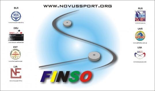 FINSO Pasaules kausa 8.posms Vācijā. Nolikums.