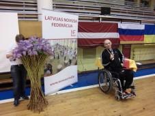 FINSO turnīrs cilvēkiem ar īpašām vajadzībām '15. Ozolnieki