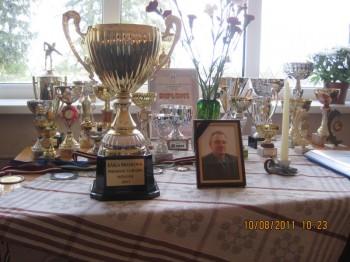 K.Bravkova piemiņas turnīrs. Rezultāti