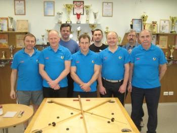 Rīgas pilsētas vīriešu komandu čempionāta rezultāti