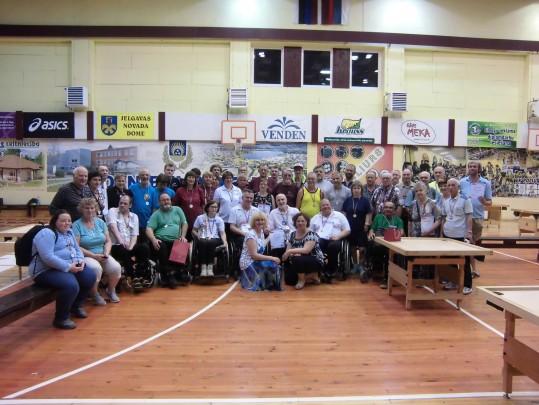 FINSO turnīrs cilvēkiem ar īpašām vajadzībām