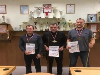Rezultāti. Rīgas pilsētas individuālais čempionāts. 2018.