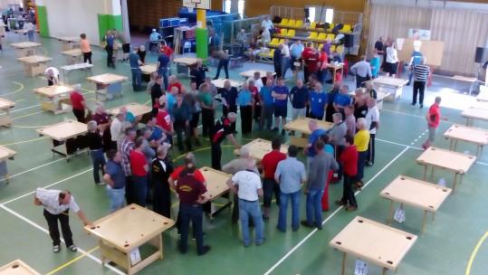 Latvijas Sporta Veterānu savienības 56. sporta spēles. Rezultāti nosvusā. 02,06,19.