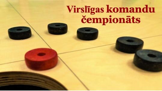 Vīriešu komandu čempionāta virslīgas 3.posma rezultāti. Statistika.01.02.20.