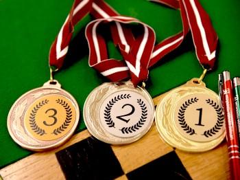 LR individuālais čempionāts 2017. Vīriešu turnīra 1/4 fināla rezultāti. 21.10.17.
