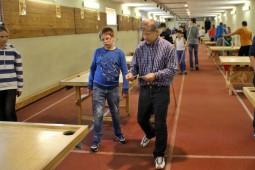 Jauniešu komandu čempionāts Bauskā. 17.10.15.