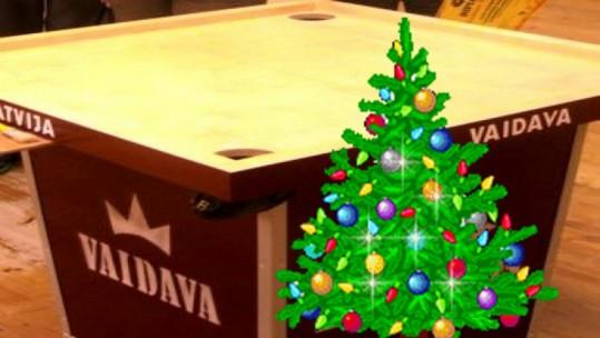Nolikums. Vaidavas atklātais Ziemassvētku kauss.. 28.12.2019.