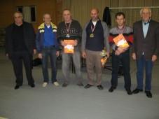 2011 gada LR individuālā čempionāta uzvarētāji